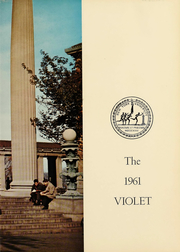 Page 3, 1961 Edition, New York University - Violet Yearbook (New York, NY) online yearbook collection