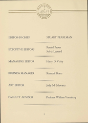 Page 8, 1961 Edition, New York University - Violet Yearbook (New York, NY) online yearbook collection