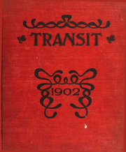 1902 Edition, Rensselaer Polytechnic Institute - Transit Yearbook (Troy, NY)