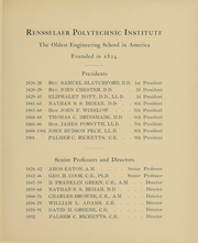 Page 14, 1902 Edition, Rensselaer Polytechnic Institute - Transit Yearbook (Troy, NY) online yearbook collection
