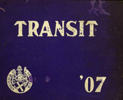 1907 Edition, Rensselaer Polytechnic Institute - Transit Yearbook (Troy, NY)