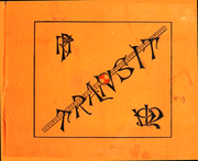 1912 Edition, Rensselaer Polytechnic Institute - Transit Yearbook (Troy, NY)