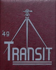 Page 1, 1949 Edition, Rensselaer Polytechnic Institute - Transit Yearbook (Troy, NY) online yearbook collection