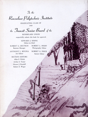 Page 3, 1949 Edition, Rensselaer Polytechnic Institute - Transit Yearbook (Troy, NY) online yearbook collection