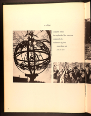 Page 6, 1968 Edition, C W Post College - Opticon Yearbook (Greenvale, NY) online yearbook collection