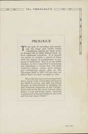 Page 13, 1927 Edition, Practical Bible Training School - Theologue Yearbook (Johnson City, NY) online yearbook collection