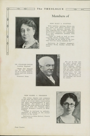 Page 16, 1927 Edition, Practical Bible Training School - Theologue Yearbook (Johnson City, NY) online yearbook collection