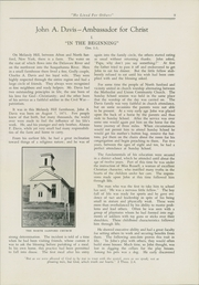 Page 13, 1934 Edition, Practical Bible Training School - Theologue Yearbook (Johnson City, NY) online yearbook collection