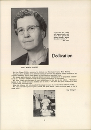 Page 7, 1956 Edition, Practical Bible Training School - Theologue Yearbook (Johnson City, NY) online yearbook collection