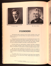 Page 10, 1963 Edition, Practical Bible Training School - Theologue Yearbook (Johnson City, NY) online yearbook collection