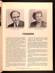 Page 11, 1963 Edition, Practical Bible Training School - Theologue Yearbook (Johnson City, NY) online yearbook collection