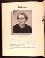 Page 8, 1963 Edition, Practical Bible Training School - Theologue Yearbook (Johnson City, NY) online yearbook collection