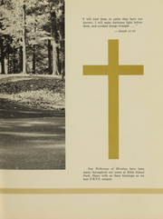 Page 6, 1967 Edition, Practical Bible Training School - Theologue Yearbook (Johnson City, NY) online yearbook collection