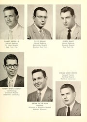 Page 13, 1955 Edition, Columbia University College of Physicians and Surgeons - P and S Yearbook (New York, NY) online yearbook collection