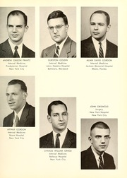 Page 17, 1955 Edition, Columbia University College of Physicians and Surgeons - P and S Yearbook (New York, NY) online yearbook collection