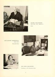 Page 9, 1955 Edition, Columbia University College of Physicians and Surgeons - P and S Yearbook (New York, NY) online yearbook collection