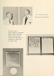 Page 11, 1957 Edition, Columbia University College of Physicians and Surgeons - P and S Yearbook (New York, NY) online yearbook collection