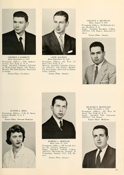 Page 15, 1957 Edition, Columbia University College of Physicians and Surgeons - P and S Yearbook (New York, NY) online yearbook collection