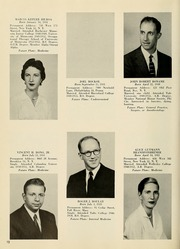 Page 16, 1957 Edition, Columbia University College of Physicians and Surgeons - P and S Yearbook (New York, NY) online yearbook collection