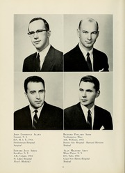 Page 12, 1958 Edition, Columbia University College of Physicians and Surgeons - P and S Yearbook (New York, NY) online yearbook collection