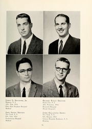 Page 15, 1958 Edition, Columbia University College of Physicians and Surgeons - P and S Yearbook (New York, NY) online yearbook collection
