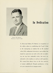 Page 8, 1958 Edition, Columbia University College of Physicians and Surgeons - P and S Yearbook (New York, NY) online yearbook collection