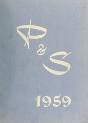 Page 1, 1959 Edition, Columbia University College of Physicians and Surgeons - P and S Yearbook (New York, NY) online yearbook collection