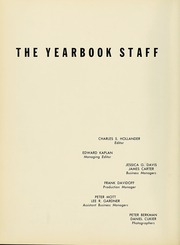 Page 8, 1959 Edition, Columbia University College of Physicians and Surgeons - P and S Yearbook (New York, NY) online yearbook collection