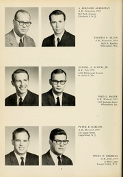 Page 12, 1962 Edition, Columbia University College of Physicians and Surgeons - P and S Yearbook (New York, NY) online yearbook collection