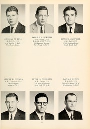 Page 15, 1962 Edition, Columbia University College of Physicians and Surgeons - P and S Yearbook (New York, NY) online yearbook collection