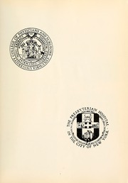Page 5, 1962 Edition, Columbia University College of Physicians and Surgeons - P and S Yearbook (New York, NY) online yearbook collection