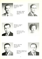 Page 13, 1964 Edition, Columbia University College of Physicians and Surgeons - P and S Yearbook (New York, NY) online yearbook collection