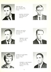 Page 15, 1964 Edition, Columbia University College of Physicians and Surgeons - P and S Yearbook (New York, NY) online yearbook collection