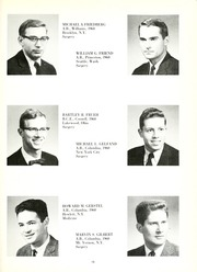 Page 17, 1964 Edition, Columbia University College of Physicians and Surgeons - P and S Yearbook (New York, NY) online yearbook collection