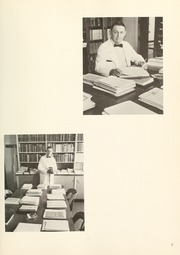 Page 11, 1965 Edition, Columbia University College of Physicians and Surgeons - P and S Yearbook (New York, NY) online yearbook collection