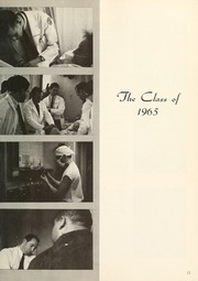 Page 15, 1965 Edition, Columbia University College of Physicians and Surgeons - P and S Yearbook (New York, NY) online yearbook collection