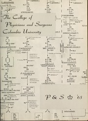 Page 7, 1965 Edition, Columbia University College of Physicians and Surgeons - P and S Yearbook (New York, NY) online yearbook collection