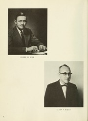 Page 8, 1965 Edition, Columbia University College of Physicians and Surgeons - P and S Yearbook (New York, NY) online yearbook collection