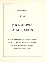 Page 109, 1966 Edition, Columbia University College of Physicians and Surgeons - P and S Yearbook (New York, NY) online yearbook collection