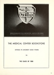 Page 111, 1966 Edition, Columbia University College of Physicians and Surgeons - P and S Yearbook (New York, NY) online yearbook collection