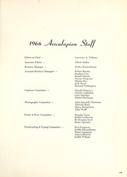 Page 117, 1966 Edition, Columbia University College of Physicians and Surgeons - P and S Yearbook (New York, NY) online yearbook collection