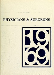 Columbia University College of Physicians and Surgeons - P and S Yearbook (New York, NY) online yearbook collection, 1969 Edition, Page 1