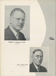 Page 12, 1949 Edition, Wagner College - Kallista Yearbook (New York, NY) online yearbook collection