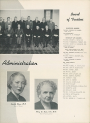Page 13, 1949 Edition, Wagner College - Kallista Yearbook (New York, NY) online yearbook collection
