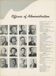 Page 14, 1949 Edition, Wagner College - Kallista Yearbook (New York, NY) online yearbook collection