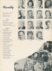 Page 15, 1949 Edition, Wagner College - Kallista Yearbook (New York, NY) online yearbook collection