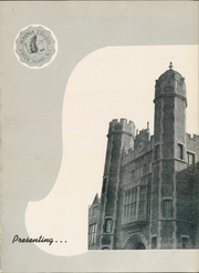 Page 5, 1949 Edition, Wagner College - Kallista Yearbook (New York, NY) online yearbook collection