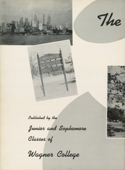 Page 6, 1949 Edition, Wagner College - Kallista Yearbook (New York, NY) online yearbook collection