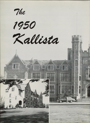 Page 6, 1950 Edition, Wagner College - Kallista Yearbook (New York, NY) online yearbook collection
