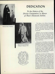 Page 10, 1962 Edition, Good Counsel College - Vestigia Yearbook (White Plains, NY) online yearbook collection